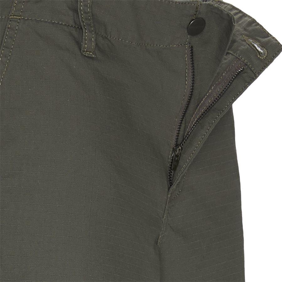 REGULAR CARGO PANT-I015875 - Cargo Pants - Bukser - Regular - MOOR RINSED - 4